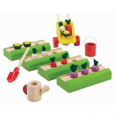 Moestuintje poppenhuis, Plan Toys