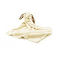 Knuffeldoekje konijntje Blossom, Jellycat Bashful