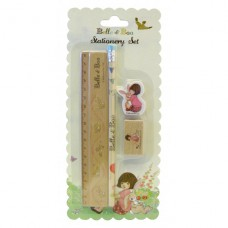 Stationery set Belle & Boo
