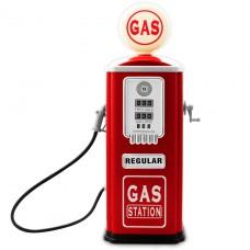Benzinepomp, Baghera