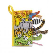Staartenboek jungledieren, Jellycat