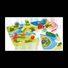 Speelset Op Safari, Hape
