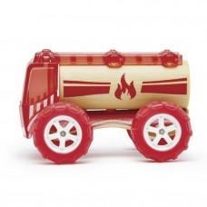Bamboe brandweerauto, Hape
