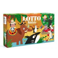 Lotto spel Habitats, Londji