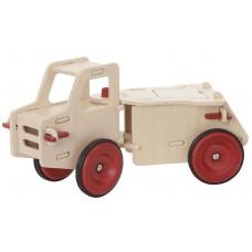 Vrachtwagen blank hout, Moover