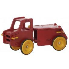 Vrachtwagen rood, Moover