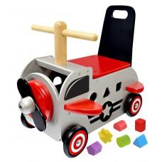 Loopwagen vliegtuig, I'm Toy