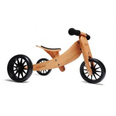 Tiny Tot 2-in-1 loopfiets Bamboo, Kinderfeets