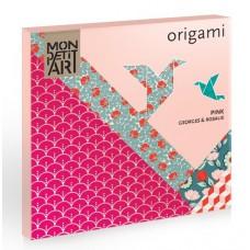 Origamipapier roze, Mon Petit Art