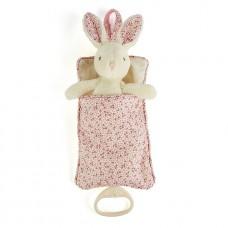 Petal bunny muziekdoos, Jellycat