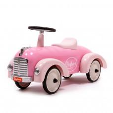 Loopauto Speedster roze, Baghera