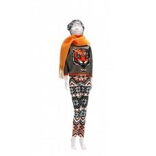 Kathy Tiger kledingset, Dress your Doll