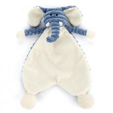 Knuffeldoekje olifant, Jellycat Cordy Roy