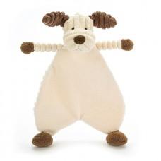 Knuffeldoekje puppy, Jellycat Cordy Roy