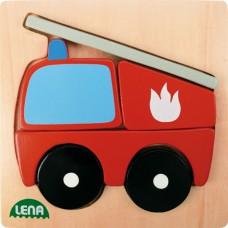 Mijn Eerste Puzzel Brandweer, Lena