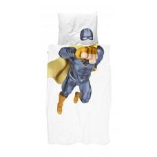 Dekbedovertrek Superhero Blue, Snurk