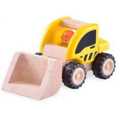 Houten bulldozer, Wonderworld