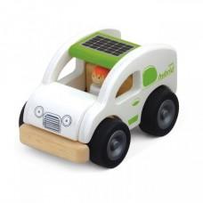 Houten Eco auto, Wonderworld