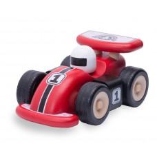 Houten raceauto, Wonderworld