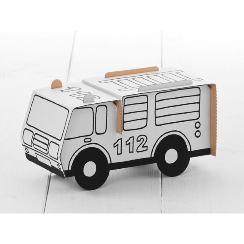 Bouwpakket brandweerwagen, Calafant level 1