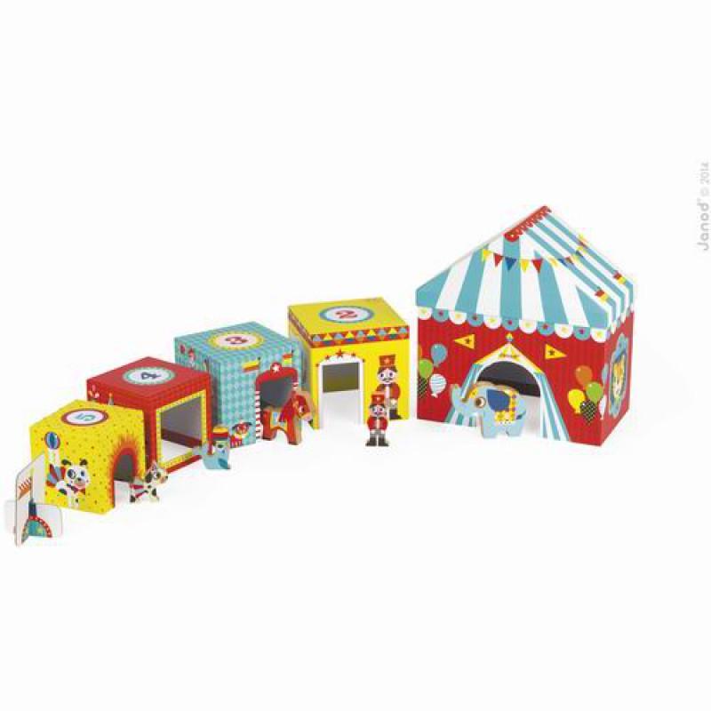 Multikub Circus, Janod