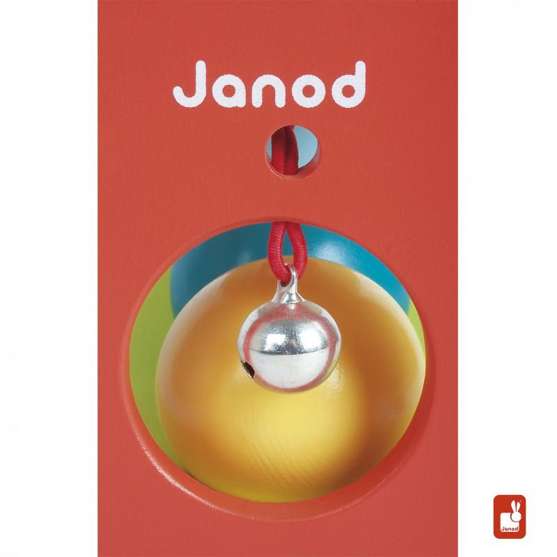 Frappa'Ball hamertje tik, Janod