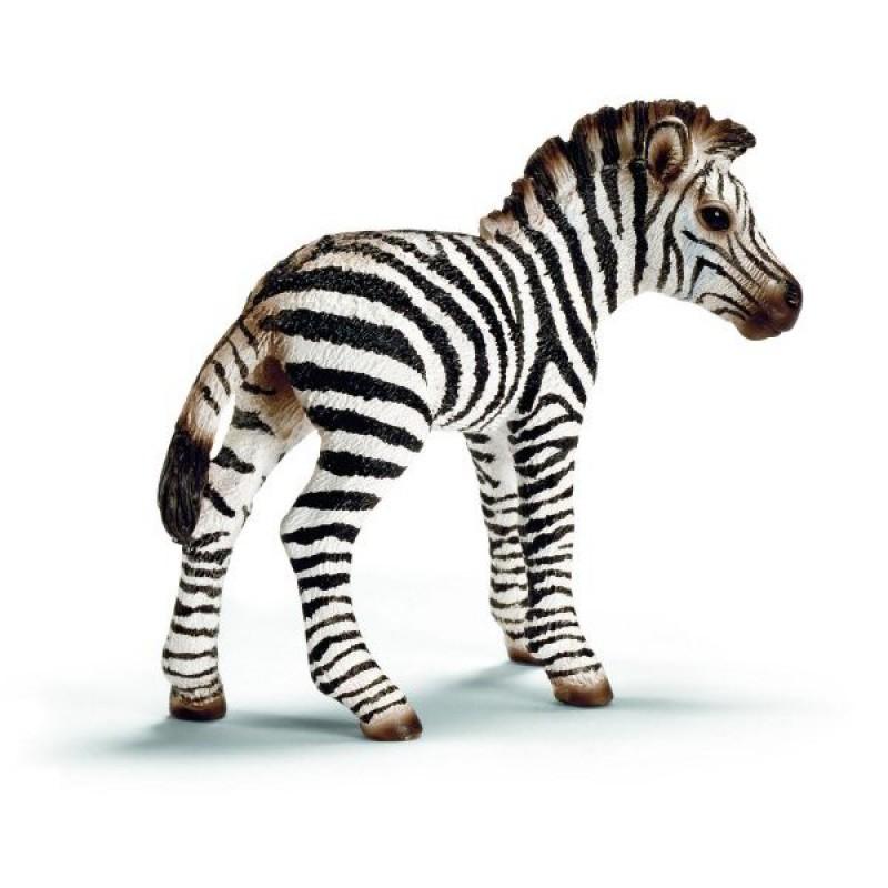 Zebra veulen, Schleich