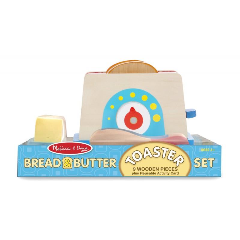 Broodrooster set, Melissa & Doug