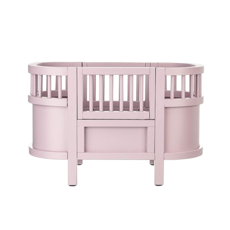 poppenbed kili vintage roze sebra. Black Bedroom Furniture Sets. Home Design Ideas