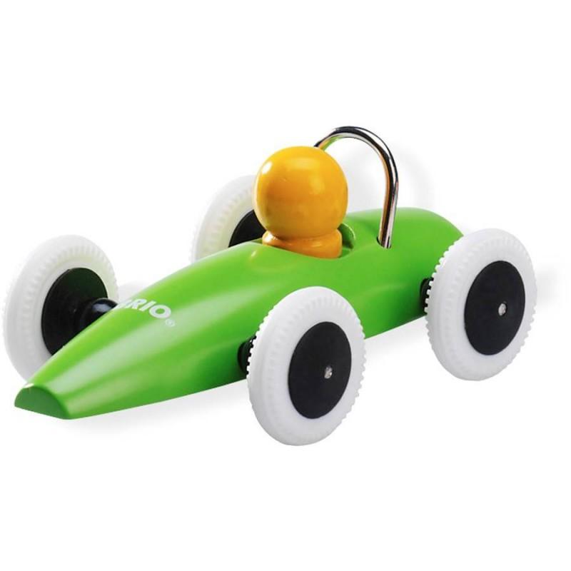 Racewagen groen, Brio