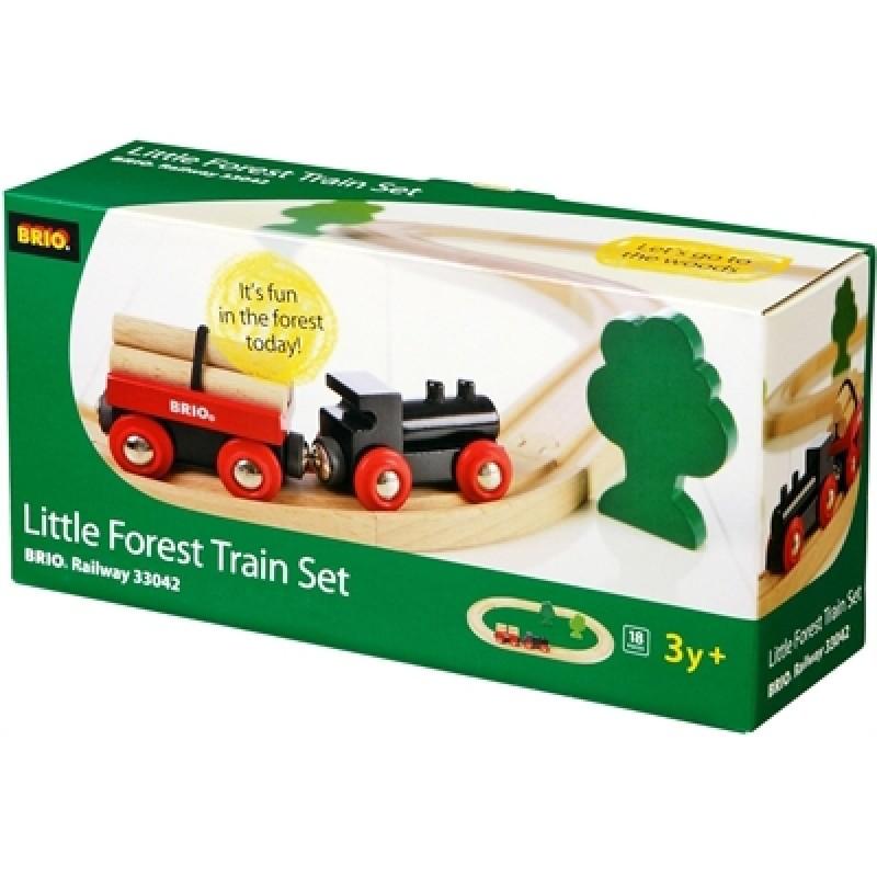 Little Forest treinset, Brio