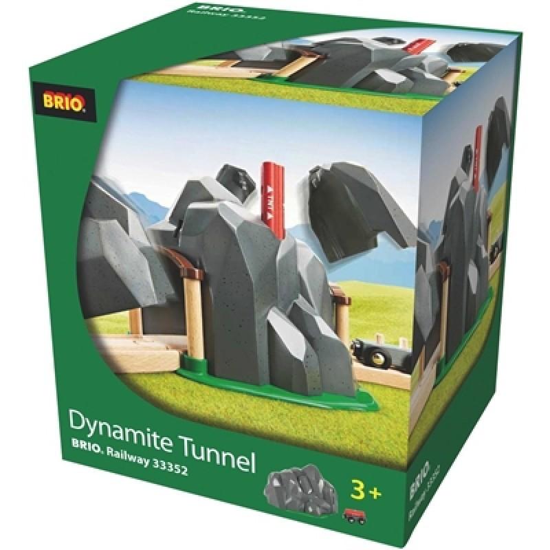 Dynamiet tunnel, Brio