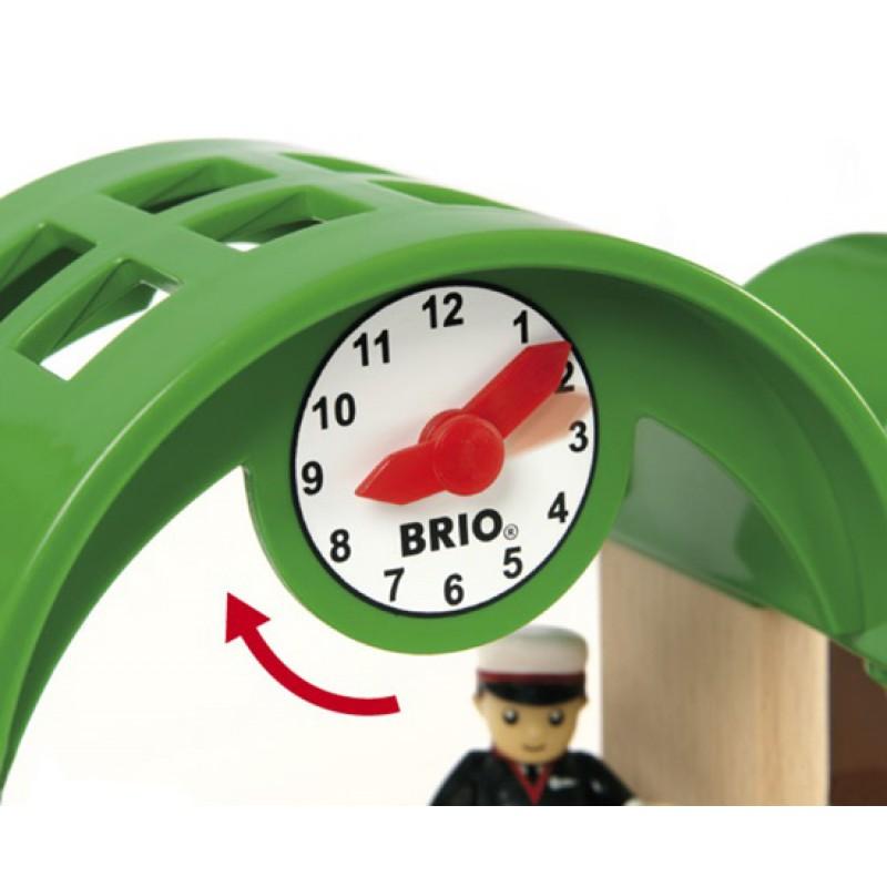 Station met geluid, Brio
