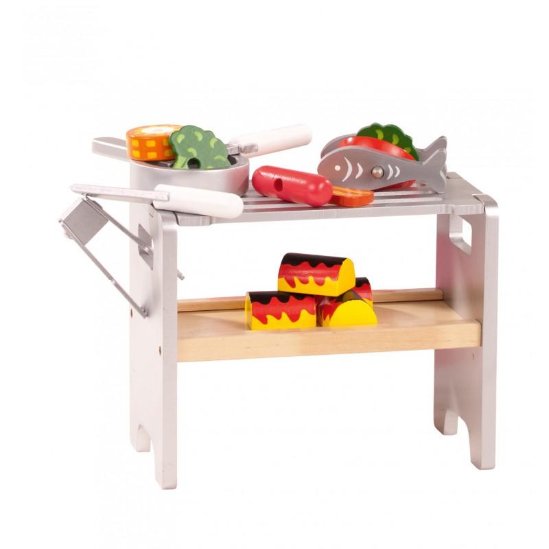 BBQ set voor je pop, Goetz