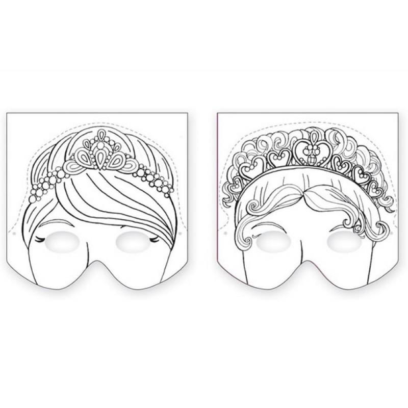 Make-a-Mask Prinsessen, Mudpuppy