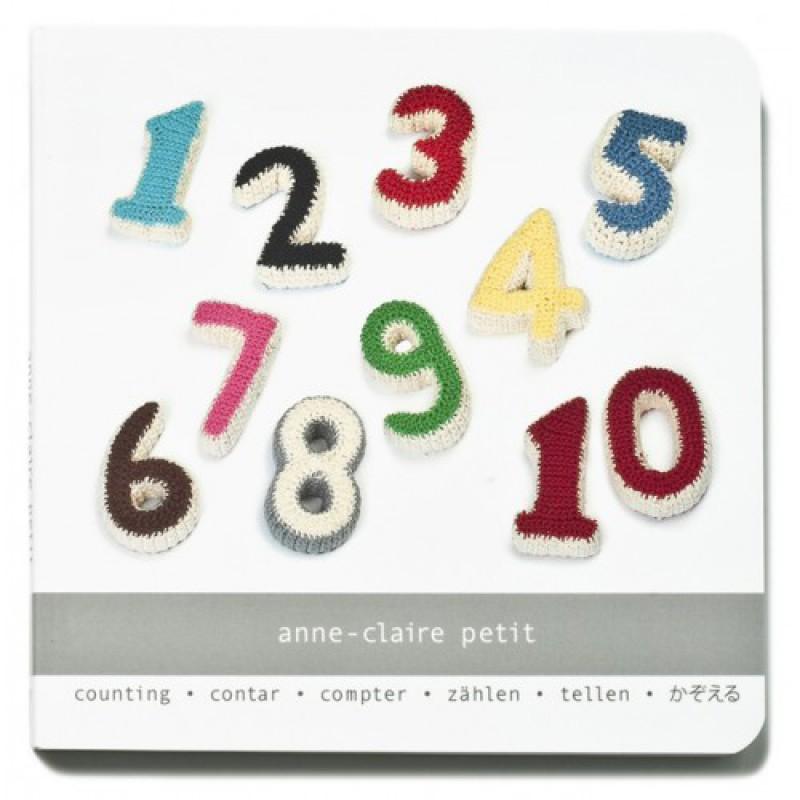 Kartonboekje Tellen, Anne-Claire Petit
