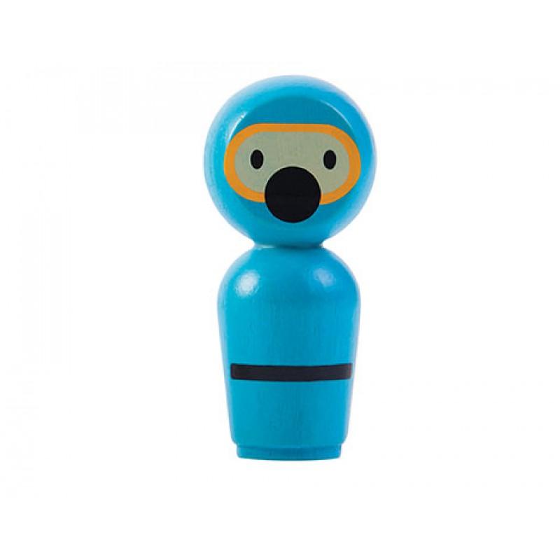 Duikboot, Plan Toys