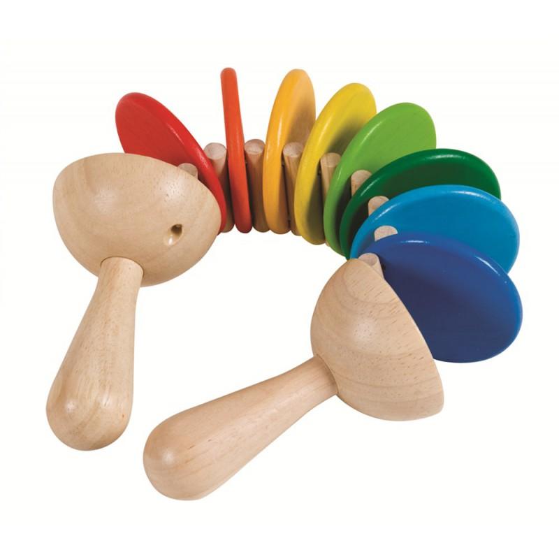 Klepperaar, Plan Toys
