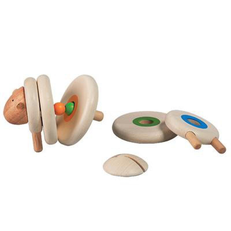 Rijgschaap, Plan Toys