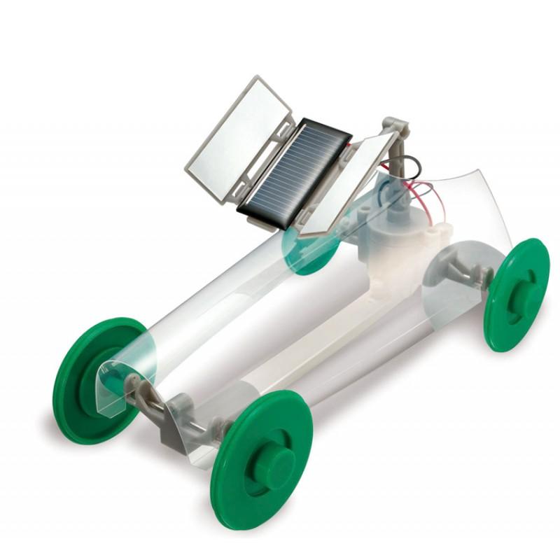 Solar Rover zonnewagen, 4M KidzLabs