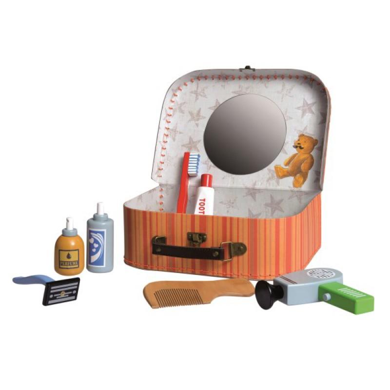 Scheerkit in koffertje, Egmont Toys