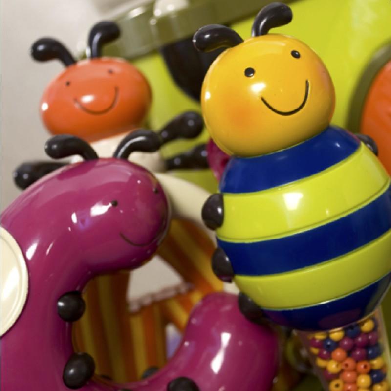 Parum Pum Pum Drum, B. toys