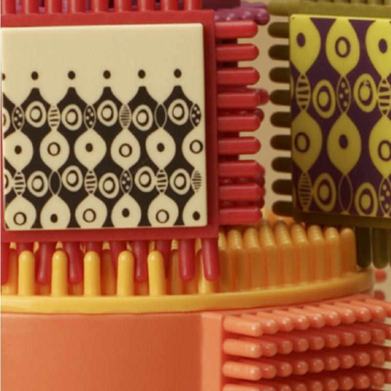 Bristle Block Spinaroos, B. toys