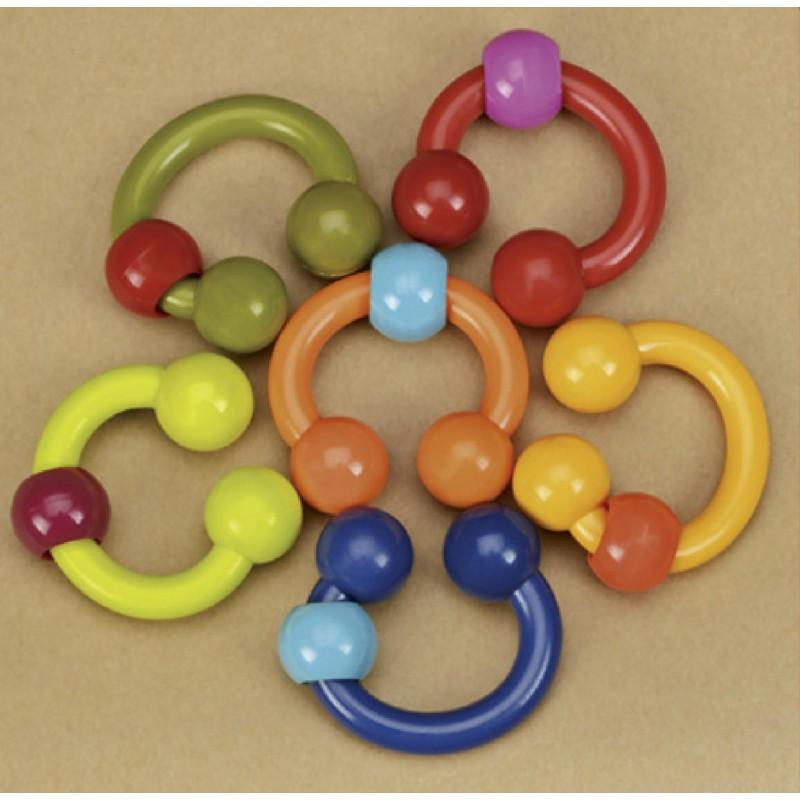 Hugs Links, B. toys