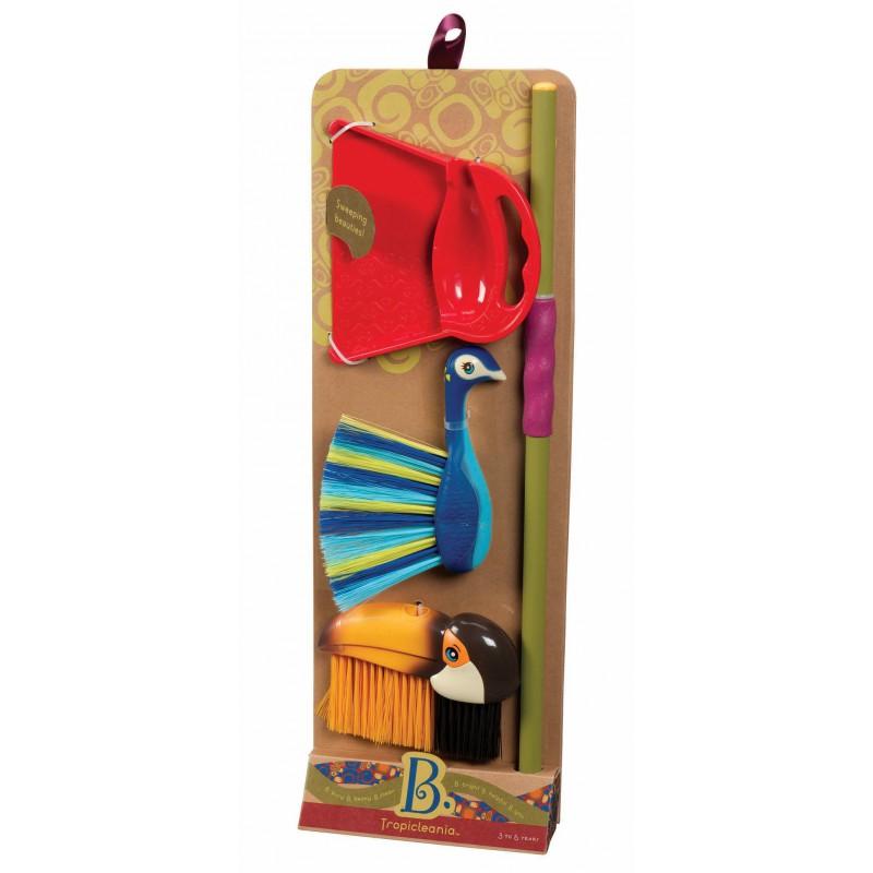 Tropicleania schoonmaakset, B. toys