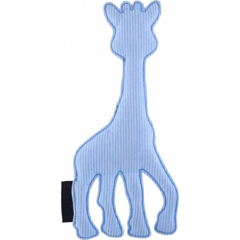 Lovely Sophie de Giraf knuffel blauw