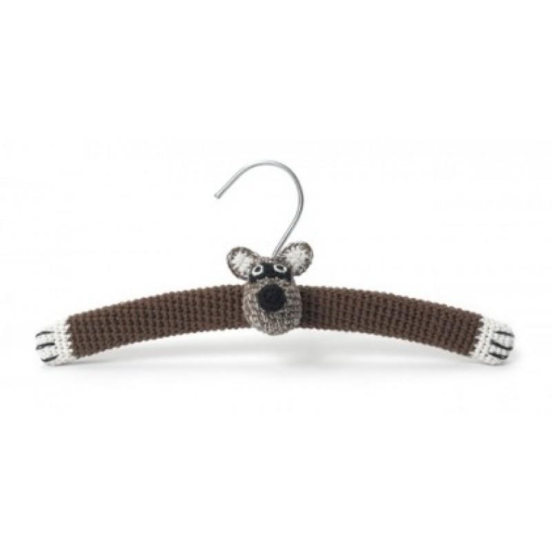 Kledinghanger wasbeer, Anne-Claire Petit