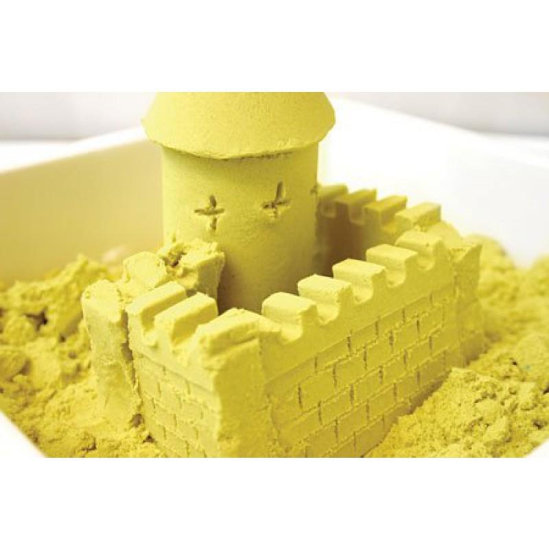 Bubber geel - 200 gr met lepelmes