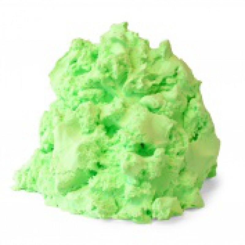 Bubber groen - 200 gr met lepelmes
