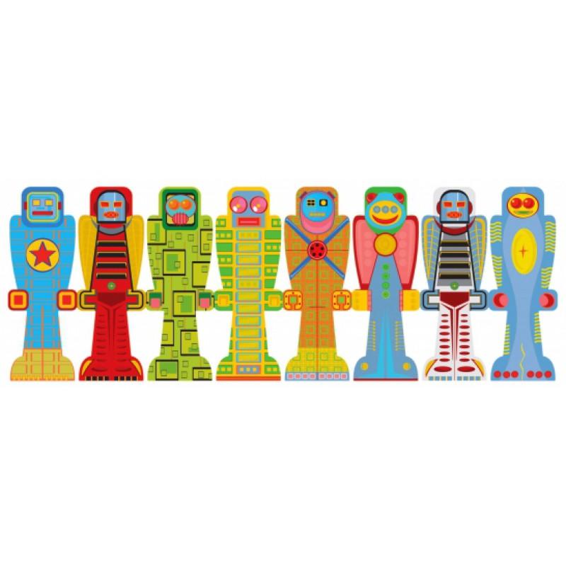 Boekenleggers Robots, Mon Petit Art